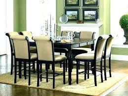 round dining room table for 8 for round table that seats 8 design round folding table