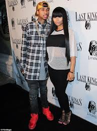 chyna and tyga dating