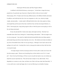 essay on stereotyping teenagers essay on stereotypes of teenagers