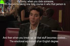 Himym Quotes 99 Stunning Ted Mosby On Breakups HIMYM