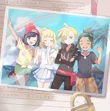 Gladion and Hau are my favorites! | Pokemon sonne und mond, Pokemon mond  und sonne, Pokemon sonne