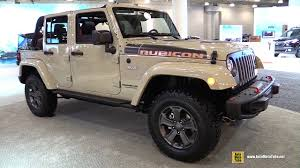 2018 jeep rubicon recon. plain rubicon 2017 jeep wrangler rubicon recon edition  exterior interior walkaround  new york auto show intended 2018 jeep rubicon recon l