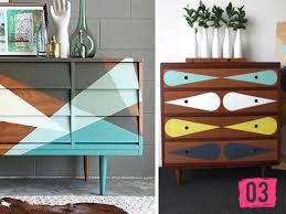 Diy Dresser Ideas Stylish DIY Painting Furniture And Decorating