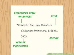 3 Ways To Cite A Book In Mla Style Wikihow