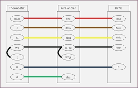 rheem thermostat wiring diagram throughout rheem heat pump heat only thermostat wiring diagram rheem thermostat wiring diagram throughout rheem heat pump thermostat wiring diagram justmine on tricksabout