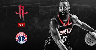 Houston Rockets Vs Washington Wizards Houston Toyota Center