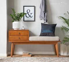 modern entryway furniture. Mid Century Modern Entryway Small : Pleasant Throughout Furniture