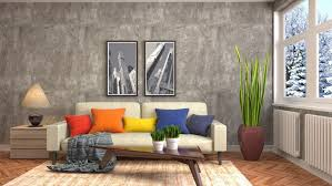 7 tips to create textures on your wall