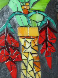 mosaic by kat gottke mosaic flowers