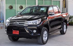 toyota hilux 2018 japon. delighful toyota toyota hilux revo black colour with toyota hilux 2018 japon a