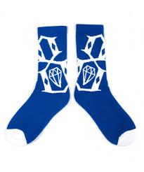 "<b>Rebel8</b> ""Tilted 8 <b>Logo</b>"" Socks Blue (10.48€) <b>REBEL8</b> ..."