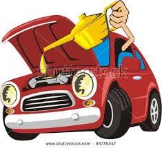 cars cartoon borders the auto wiring diagram bathroom vanities oil repair in car engine shutterstock eps vector oil repair in car