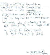 From youth to volunteer page 001