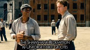 Shawshank Redemption Best Quotes