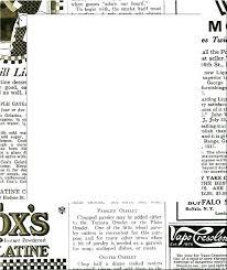 1960s Newspaper Template Newspaper Announcement Template