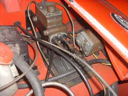 mga wiring harness installation the harness should run through large holes in the master cylinder bracket below the master cylinder so the master cylinder bracket needs to be in place