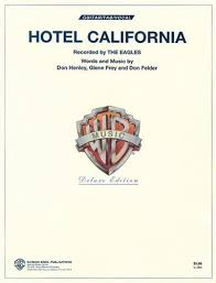 Lyrics and music composed by don henley, glenn frey & don felder. Amazon Com Hotel California Musical Instruments