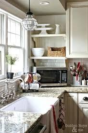 lighting over kitchen sink. Light Above Kitchen Sink Cabinet Lighting Under Over Blue . Q