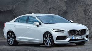 2018 volvo 60. plain volvo this is how the next volvo s60 will be according to l39automobile  throughout 2018 v60 volvo 60