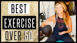 best exercise for women over 50 2018