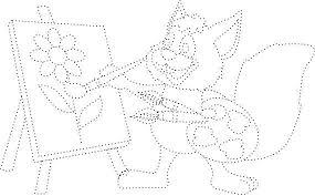 Картинки по запросу рисование по точкам для детей