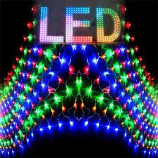 Led Net Lights 3m X 2m Amazon Com Spp Panda Christmas Net Lights 3m X 2m 320 Led