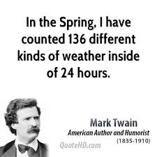 Image result for creative commons mark twain in the spring I have counted