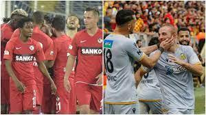 Süper Lig canlı yayın canlı izle Yeni Malatyaspor Gaziantep FK link Kalyon  Stadyumu Gaziantep