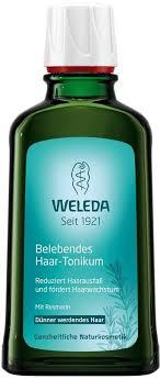 Weleda <b>Укрепляющее средство для</b> роста волос с розмарином ...