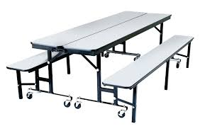 sico folding cafeteria tables for home table family used and chairs s lunchroom with attached