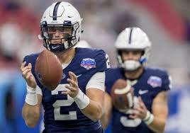 Penn State Depth Chart 2017 Breaking Down Penn State Footballs Qb Situation Next Season