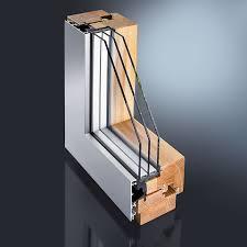 Gutmann Mira Contour Integral Holz Aluminium Fenster Tür System