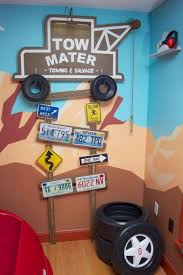 Disney Cars Room Decoration Theme 18.