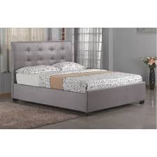 Edmonton Grey Ottoman Bed Low Stock  Selling Fast