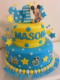 baby mickey mouse cake ideas s