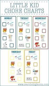 Imom Chore Chart Childrens Chore List Pulpitis Info