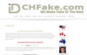 Fake Id Reviews Chfake com Or Scam Not –