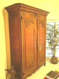 Incredible antique Armoire in Crown City Estate Sale