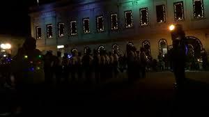 Baraboo Christmas Light Parade Downtown Baraboo Christmas Light Parade Youtube