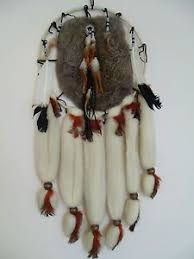 Authentic Cherokee Dream Catchers Dream Catcherw Feathers Wall Hanging Decoration Handmade 75