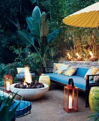 The Patio Anyone Can And Should Copy Backyard Patios And Moroccan Decorating Ideas Outdoors