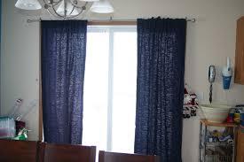 decorations grommet ds for sliding glass doors amazing patio from sliding patio door curtain panels