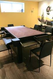 Wooden Game Table Plans Custom Gaming Table Game rooms Gaming and Game tables 58