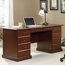 Image Executive Office Traditional Nationonthetakecom Find The Best Desk For You Office Depot Officemax