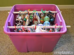 Ornament Storage Box With Dividers  Pier 1 ImportsChristmas Ornament Storage