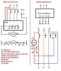 thermal overload relay wiring diagram on thermal images free Single Phase Contactor Wiring Diagram contactor relay wiring diagram transformer wiring diagram 3 phase contactor wiring single phase 2 pole contactor wiring diagram