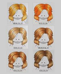 Copic Hair Color Chart 28 Albums Of How To Color Hair With Copics Explore