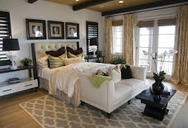 image of bedroom area rugs