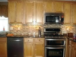 kitchen ideas with oak cabinets light by tablet desktop original backsplash for and dark countertops