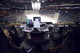 What Is Terrace Tables Seating Like At Nationwide Arena